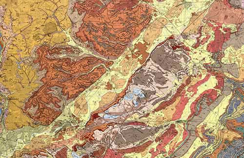 Nottingham sheet, Geological Survey of England and Wales 1:63 360/1:50 000 geological map series, New Series